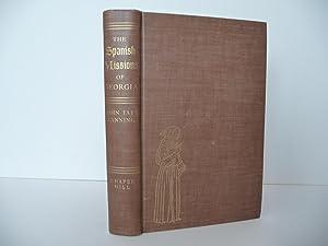 The Spanish Missions of Georgia: Lanning, John Tate