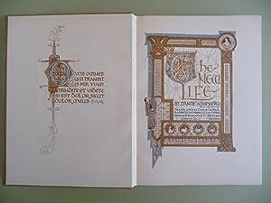The New Life (La Vita Duova): Alighieri, Dante; Translated by Dante Gabriel Rossetti