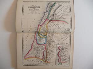 An Historical Text Book and Atlas of Biblical Geography: Coleman, Lyman