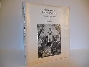 Architecture of Middle Georgia: The Oconee Area: Linley, John