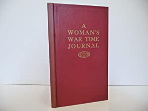 A Woman's Wartime Journal: An Account of the Passage Over a Georgia Plantation of Sherman&#x27...