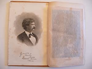 A Tramp Abroad, (First Edition, First State with Moses): Twain, Mark