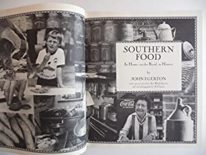 Southern Food: At Home, on the Road, in History: Egerton, John