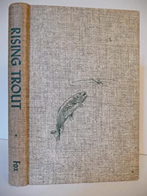 Rising Trout, (limited, numbered, and signed): Fox, Charles K.