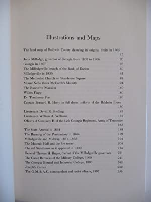 Milledgeville: Georgia's Antebellum Capital: Bonner, James C.