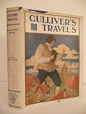 Gulliver's Travels, (With the Scarce Dust jacket): Swift, Jonathan
