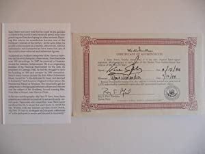 My First 79 Years, (Signed): Stern, Isaac with Potok, Chaim