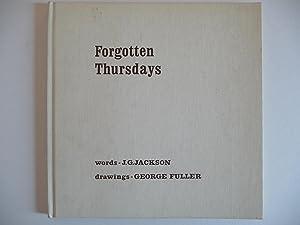 Forgotten Thursdays: Jackson, J. G.