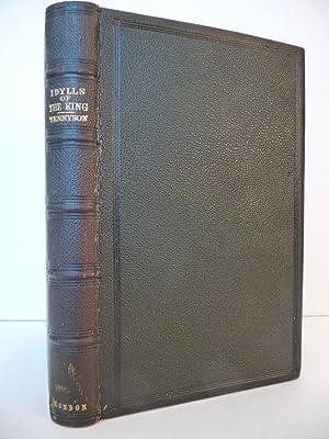 Idylls of The King, (full morocco binding): Tennyson, Alfred