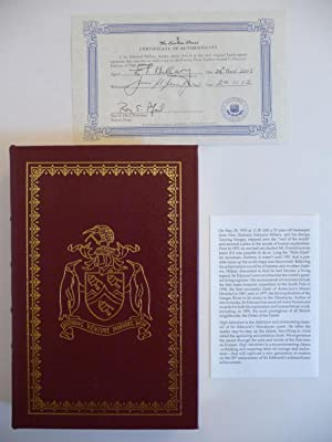 High Adventure, (Signed by the author): Hillary, Edmund