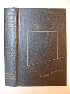 A History of Southern Football 1890-1928, (Volume: Woodruff, Fuzzy