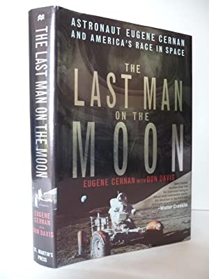 The Last Man on the Moon (Signed): Cernan, Eugene with