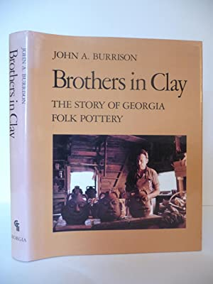 Brothers in Clay: The Story of Georgia: John Burrison