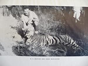 The Book of the Tiger, with a Chapter on the Lion of India: Burton, Brigadier-General R. G.