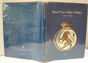Royal Navy Ships' Badges: SMITH Peter C