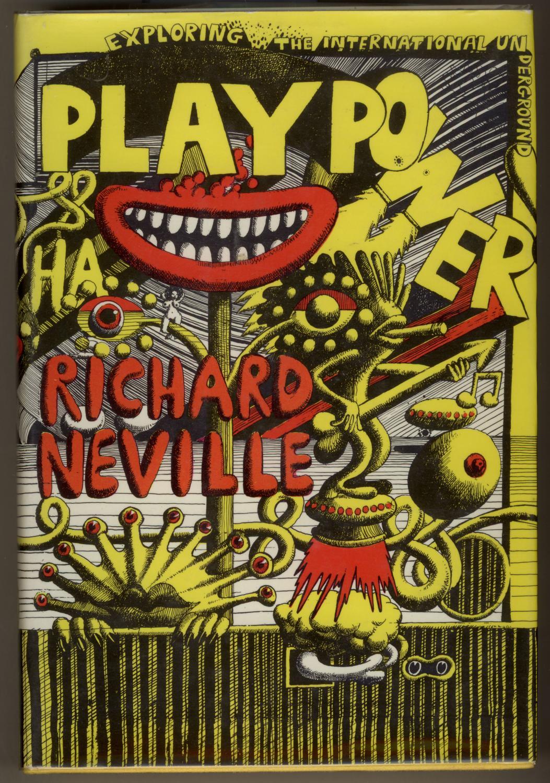 Image result for playpower richard neville