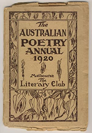 The Australian Poetry Annual, 1920: The Literary Club,