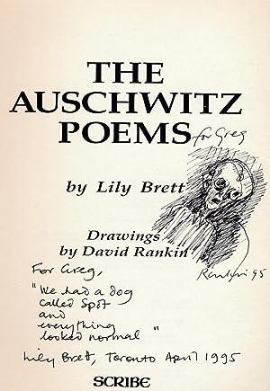 The Auschwitz Poems. Drawings by David Rankin: Brett, Lily
