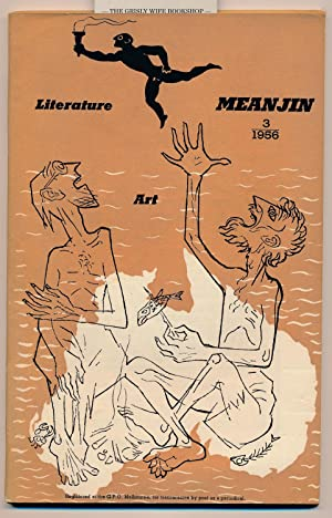 Meanjin : A Literary Magazine, volume xv,: Christesen, J. B.,