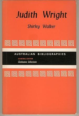 Judith Wright (Australian Bibliographies): Walker, Shirley