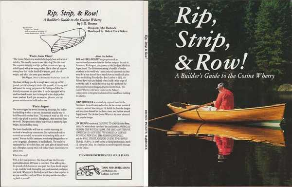 Builder cosine guide rip row strip wherry