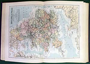 Philips' Systematic Atlas: Physical And Political Specially Designed For The Use Of Higher ...