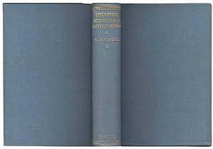 Hellenic Scriptures Interpreted: Gaskell, G A