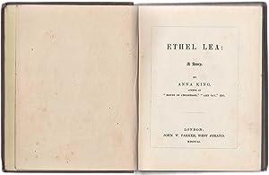 Ethel Lea : A Story: King, Anna