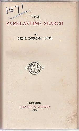 Everlasting Search: Jones, Cecil Duncan