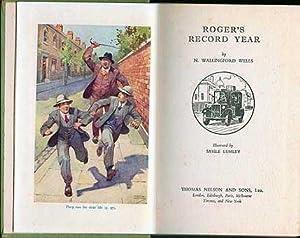 Roger's Record Year: Wells, N Wallingford