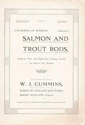 Catalogue Of Superior Salmon And Trout Rods : Artificial Flies And High-Class Fishing Tackle For ...