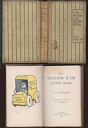 Motor Car Dumpy Book: Crosland, T W H