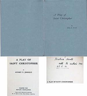 Play Of Saint Christopher: Jerrold, Sydney E
