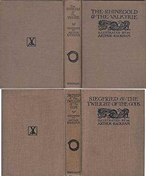 Ring of the Niblung In Two Volumes: Wagner Richard &