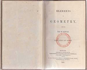 Elements of Geometry for the Use of Schools: Clairaut Alexis Claude