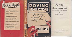 Roving Recollections (Recollections Of A Rolling Stone): Tozer, Basil