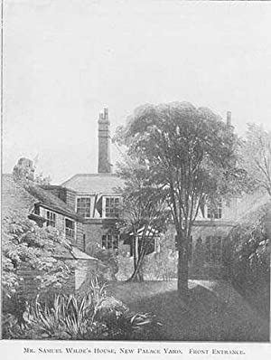 Recollections Of S J Wilde : Of Elm Lodge, Englefield Green And 10 Serjeants' Inn, Fleet ...