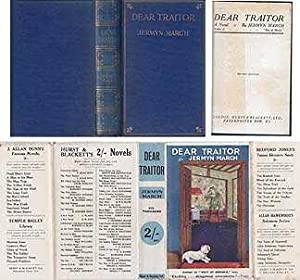 Dear Traitor: March [Pseud of Dorothy Anna Maria Webb; Other pseud Christopher Reeve], Jermyn