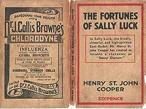 Fortunes Of Sally Luck: Cooper, Henry St John