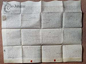 INDENTURE : Of A Mortgage Between William Rowe of Barnstaple & Thomas Smith of Ilfracombe Devon...