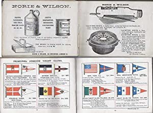 Hunt's Universal Yacht List 1904: Hunt
