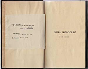 Sister Theodorine Of The Passion Daughter Of The Cross: Sister Theodorine [Translated From The ...