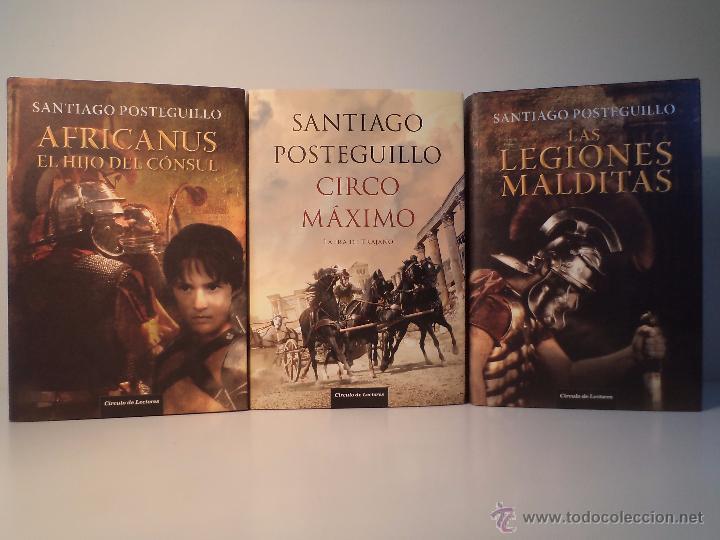 CIRCO MÁXIMO. La ira de Trajano. POSTEGUILLO, Santiago. Editado por ...