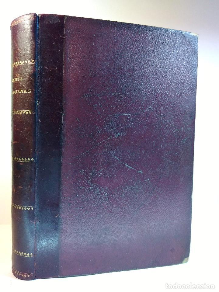 BIBLIOTECA OFICIAL LEGISLATICA VOLUMEN LXV. REAL DECRETO DE 14 DE NOVIEMBRE DE 1924 APROBANDO LAS ORDENANZAS GENERALES DE LA RENTA DE ADUANAS CON LAS BIBLIOTECA OFICIAL LEGISLATICA VOLUMEN LXV. REAL DECRETO DE 14 DE NOVIEMBRE DE 1924 APROBANDO LAS ORDENANZAS GENERALES DE LA RENTA DE ADUANAS CON LAS