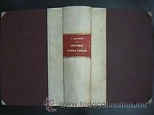 Lecturas buenas y malas a la luz del dogma y de la moral. A. Garmendia de Otaola, S.J. Bilbao. &...