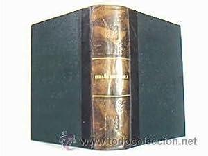 España histórica. Antonio de Cárcer de Montalbán. Ediciones Hymsa. 1934...