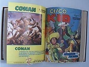 Cisco Kid. Revelación del western. Revista quincenal. Colección de los números...