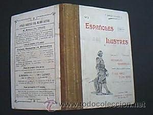 ESPAÑOLES ILUSTRES. Bosquejos biográficos dedicados a los: GARCÍA COLLADO, F