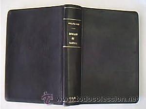 Romans et Contes. Texte établi sur l´édition de 1775. Voltaire. Avec une pr&...