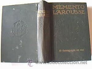 Memento Larousse. 20 ouvrages un seul. Encyclopédique et Illustré. Nouvelle É...